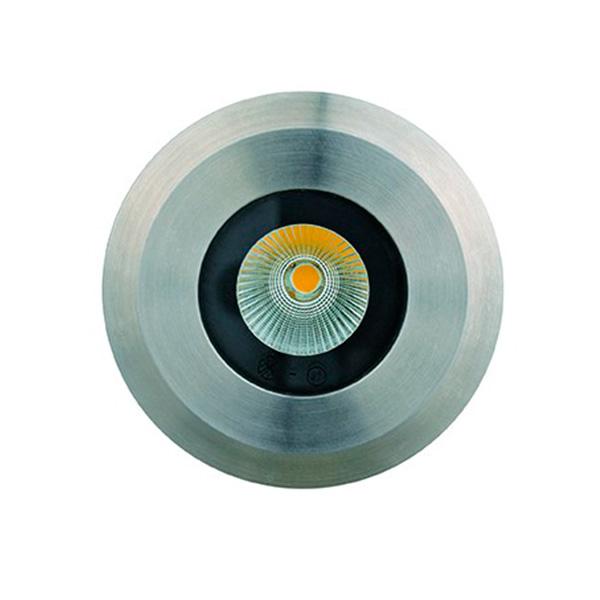 Foco led empotrable circular cobsoil 3w iluminashop - Foco led empotrable ...