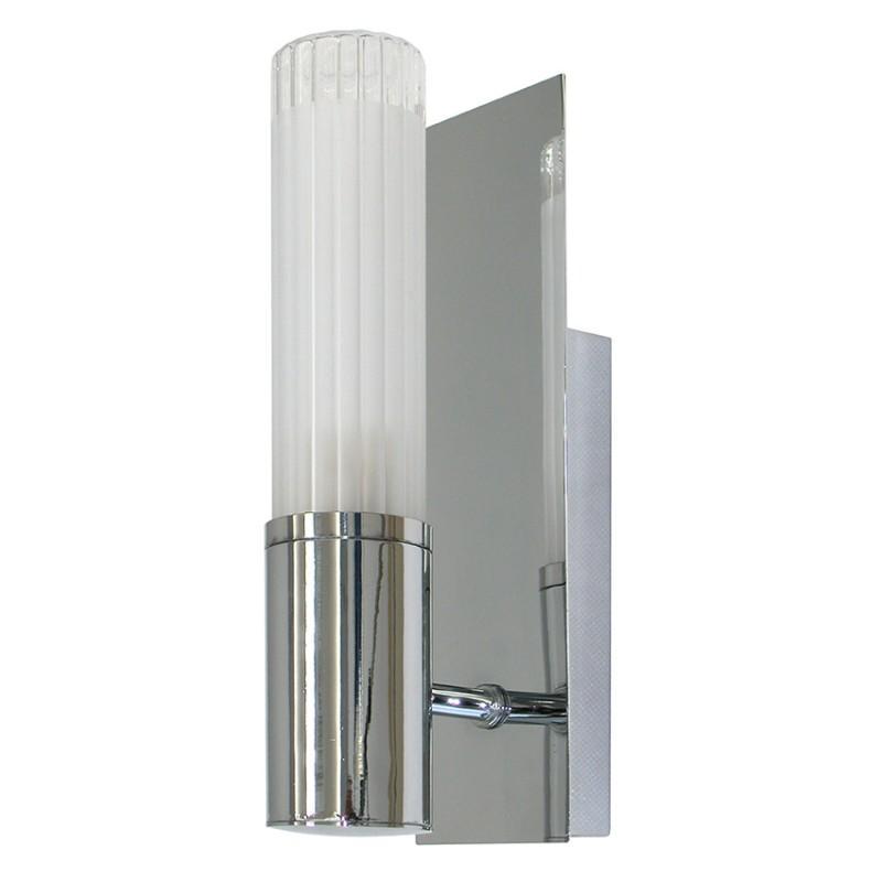 Lamparas Apliques Para Baño: LED / Apliques LED para baños / Aplique de pared baño G9 Fijo