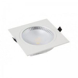 Foco downlight led cobwill 5w iluminashop - Downlight cocina led ...