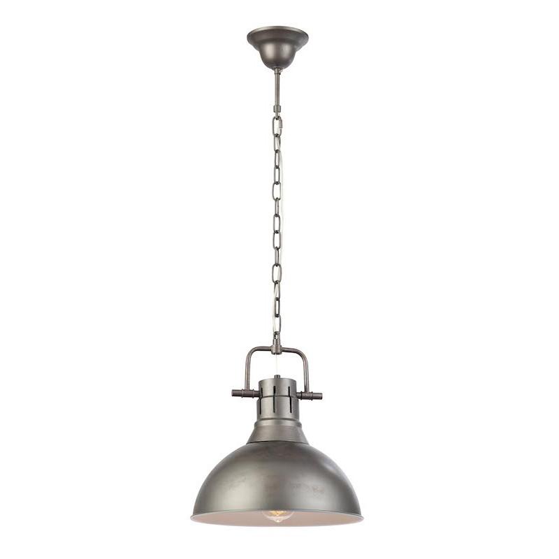 l mpara de techo vintage oxido iluminashop