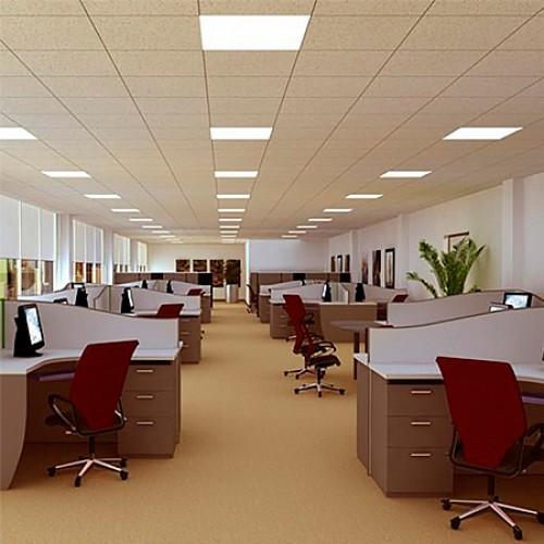 Paneles led qu son iluminashop for Iluminacion led oficinas