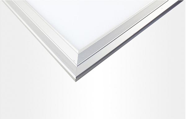 panel led 60x60 cm 48w marco plata iluminashop. Black Bedroom Furniture Sets. Home Design Ideas