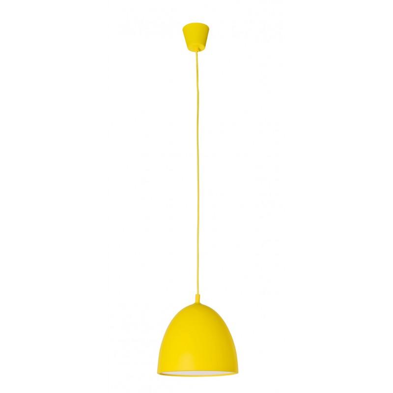 L mpara de techo gummy yellow iluminashop - Lamparas decorativas de techo ...