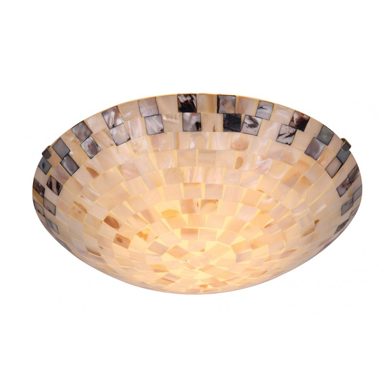 L mpara de techo mosaico iluminashop - Lamparas de techo plafones ...
