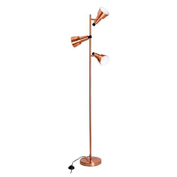 L mpara de pie sherlock iluminashop - Lamparas decorativas de pie ...