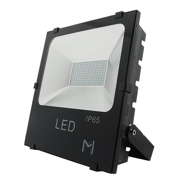 Foco proyector led smd osram pro 150w 110lm w iluminashop for Focos led exterior 150w