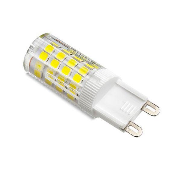 Bombilla led g9 5w smd iluminashop for Bombillas led g9 10w