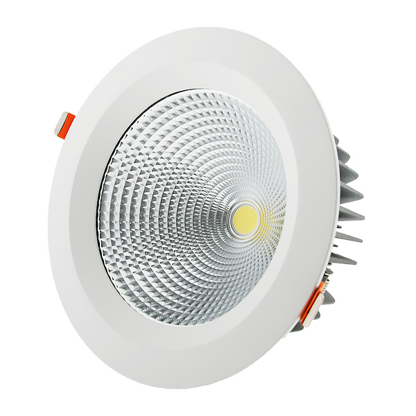 foco downlight led cobpro 60w iluminashop