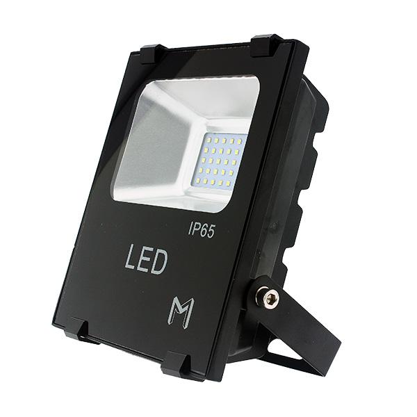 Foco proyector led smd osram pro 30w 110lm w iluminashop - Foco proyector led ...