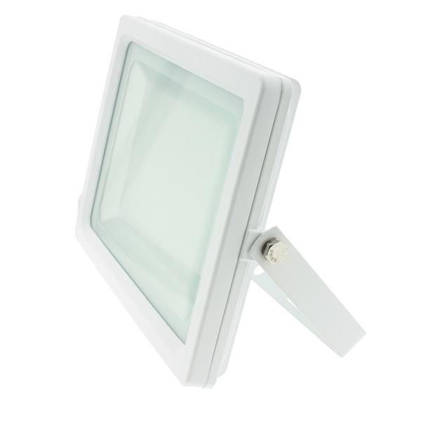 Foco proyector led smd superslim 100w iluminashop - Foco proyector led ...