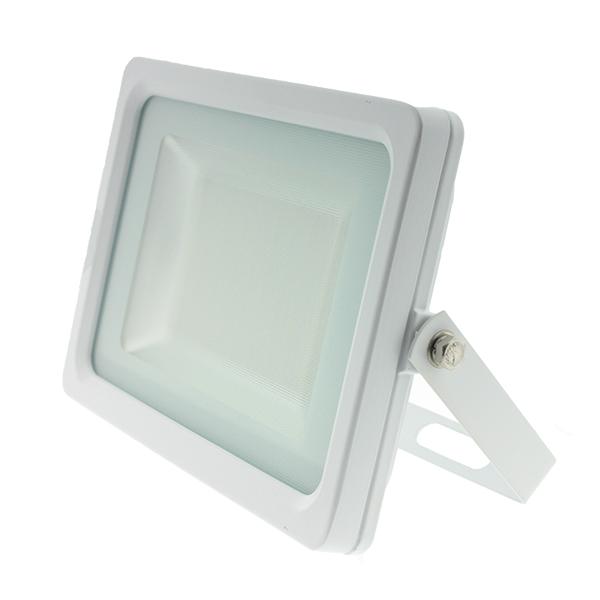 Foco proyector led smd superslim 30w iluminashop - Foco proyector led ...