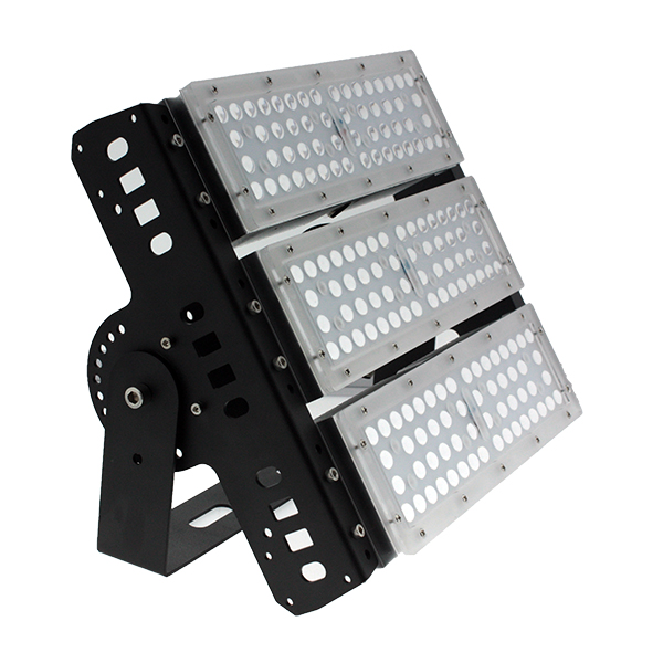 Foco modular led pro 150w 90 ip65 150lm w iluminashop for Focos led exterior 150w