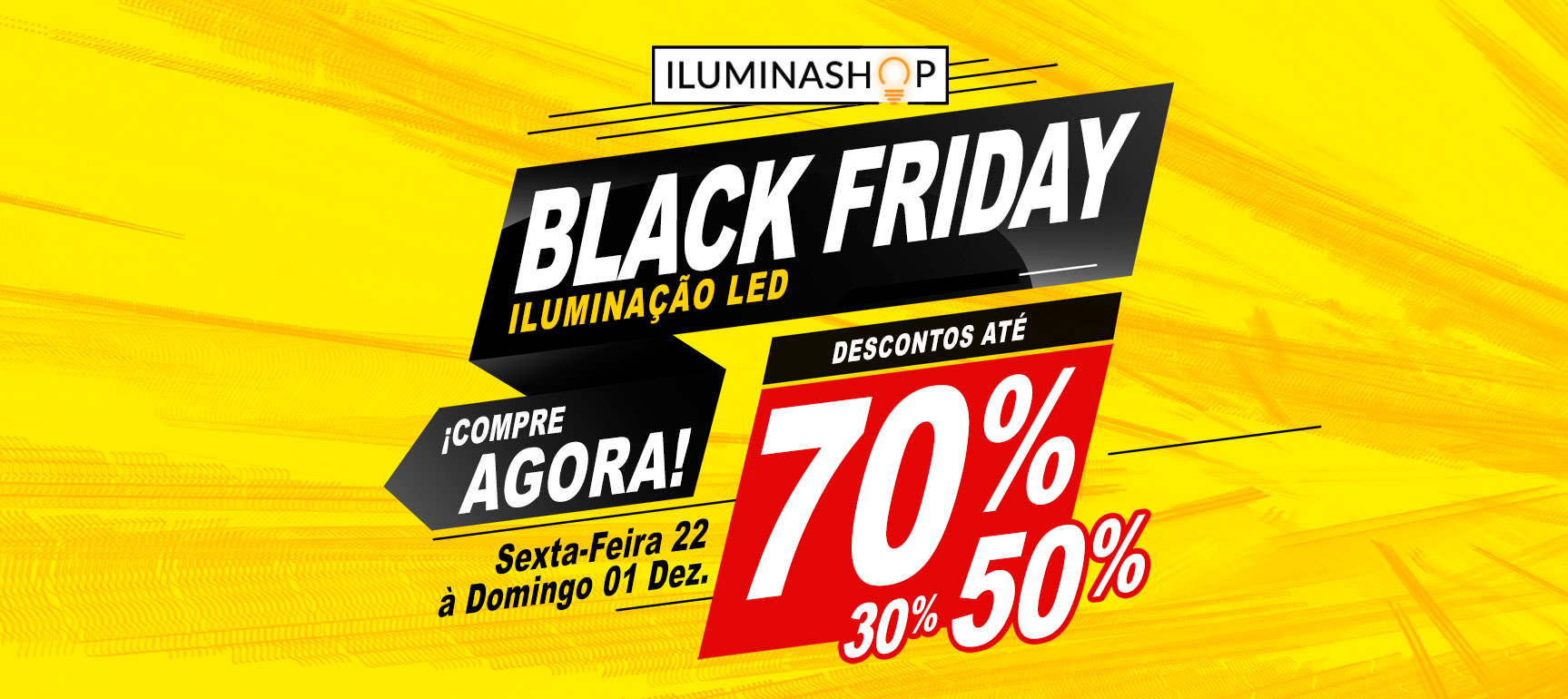Black Friday iluminación Iluminashop